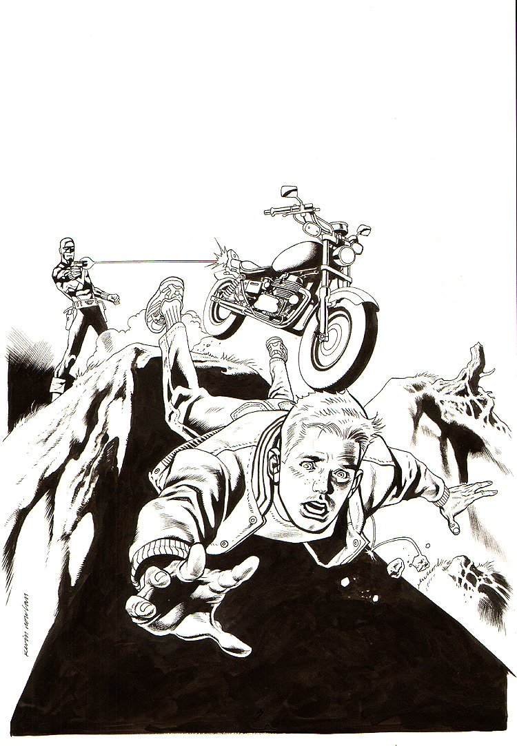 Superman's Pal, Jimmy Olsen Special #1 Cover ( 2008)