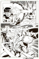Last Hero Standing Issue 5 Page 18 (2005) Comic Art