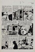 Vault of Horror #24 p 2 (Large Art) 1952 Comic Art