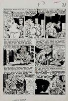 Vault of Horror #24 p 3 (Large Art) 1952 Comic Art
