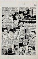 Vault of Horror #24 p 4 (Large Art) 1952 Comic Art