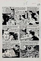 Vault of Horror #24 p 5 (Large Art) 1952 Comic Art