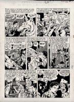 Weird Fantasy #16 p 4 (Large Art) 1952 Comic Art