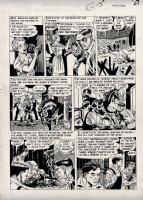 Weird Fantasy #16 p 5 (Large Art) 1952 Comic Art