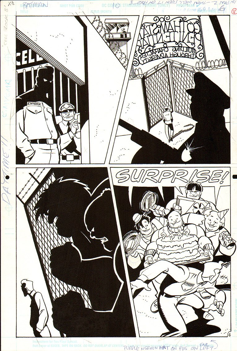 Batman Adventures #10 p 6