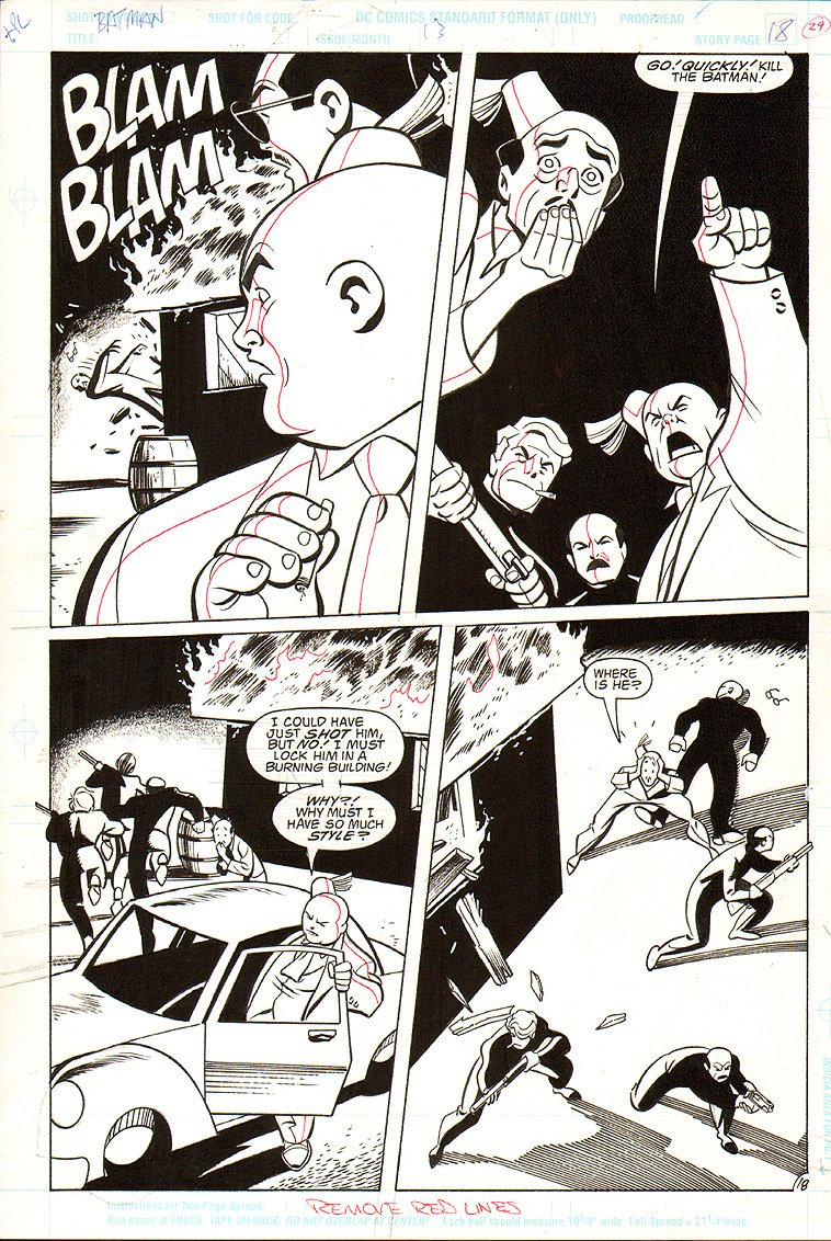 Batman Adventures #13 p 18