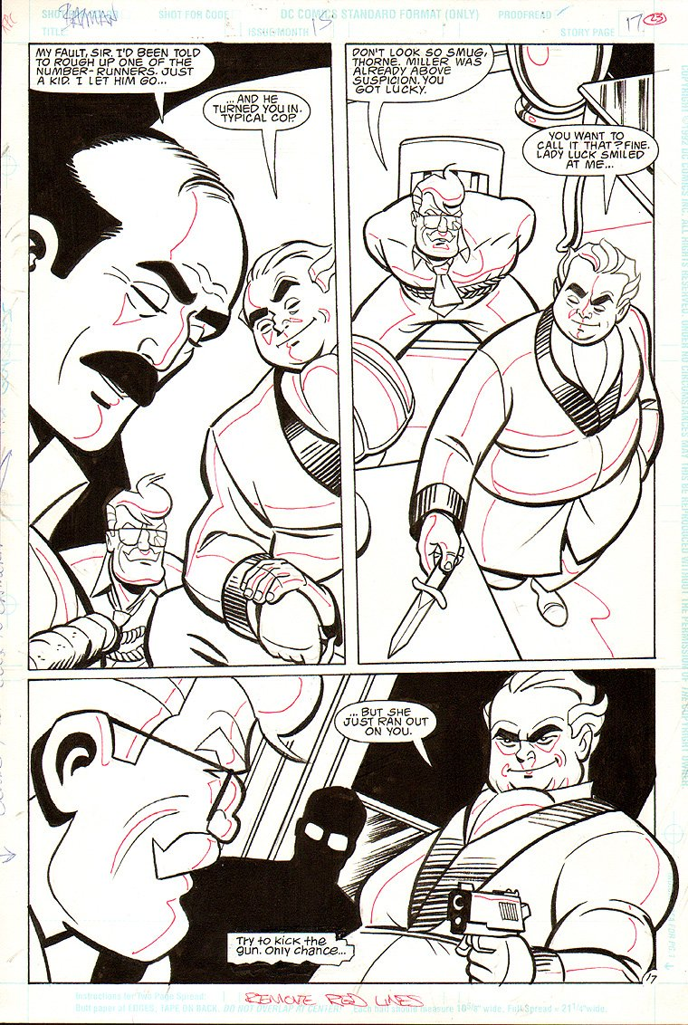 Batman Adventures #15 p 17