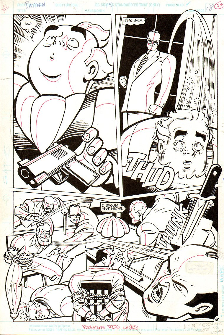 Batman Adventures #15 p 18