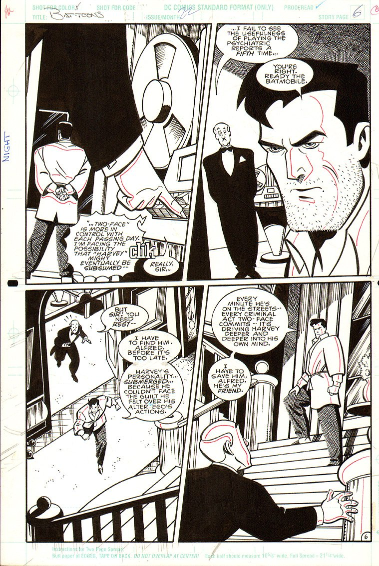 Batman Adventures #22 p 6