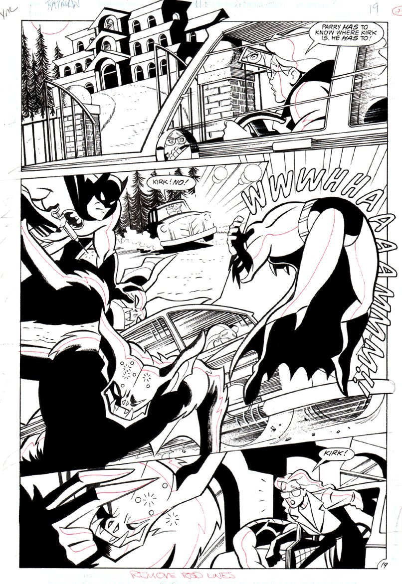 Batman Adventures #11 p 19 (1993)