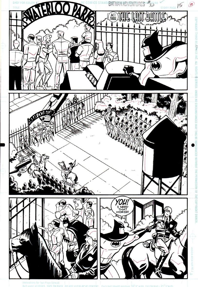 Batman Adventures #32 p 15 (1995)