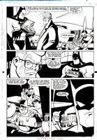 Batman Adventures Issue 10 Page 5 (1993) Comic Art