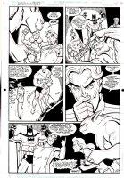 Batman Adventures Issue 21 Page 15 (1994) Comic Art