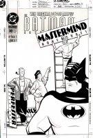 Batman Adventures #30 Cover (1995) Comic Art