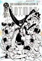 Batman Adventures #32 Cover (1995) Comic Art