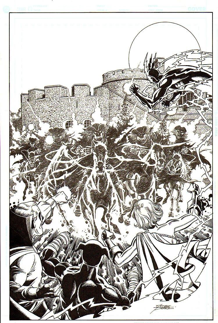 JSA #86 Cover (2006)