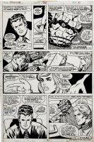 Fantastic Four #166 p 3 (1975) Comic Art