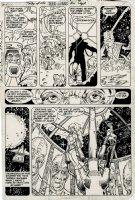 Tales of the New Teen Titans #4 p 20 (1982) Comic Art