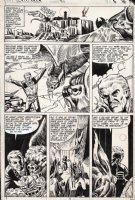 Ghost Rider #48 p 7 (1980) Comic Art