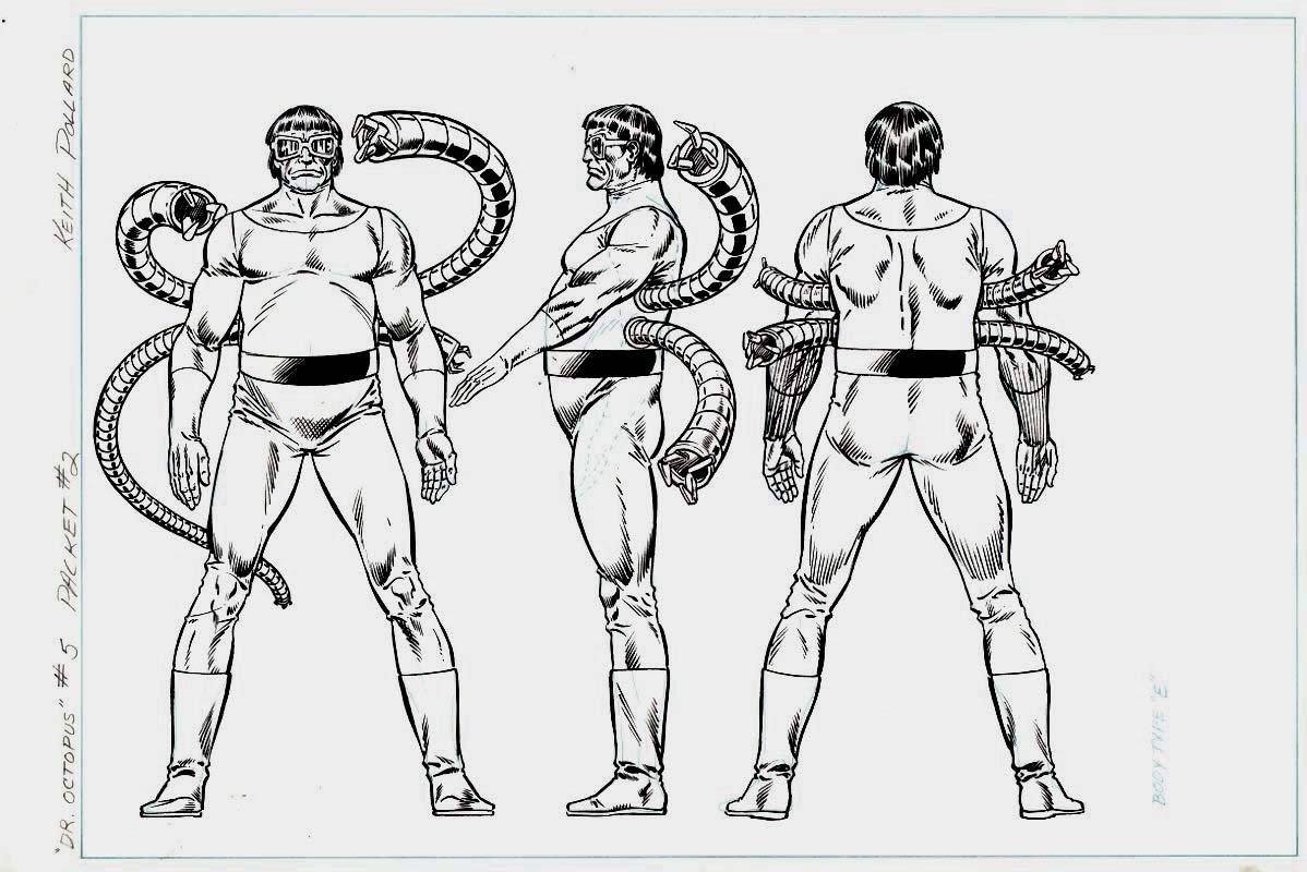 Marvel Universe- Master Edition - Doctor Octopus