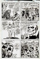 Fantastic Four Issue 315  Page 29 (1988) Comic Art