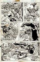 Captain America #187 p 6 (1975) Comic Art