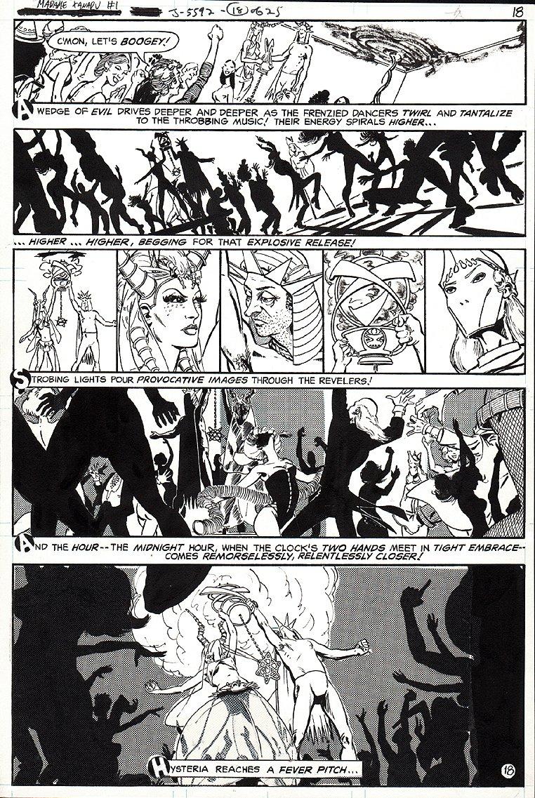 Madame Xanadu #1 p 18 (1981)