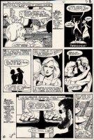House of Mystery #274 p 6 (1979) Comic Art