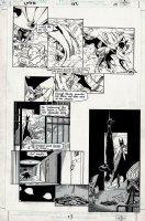 Batman: Legends of the Dark Knight #132 p 17 (Large Art) 2000 Comic Art