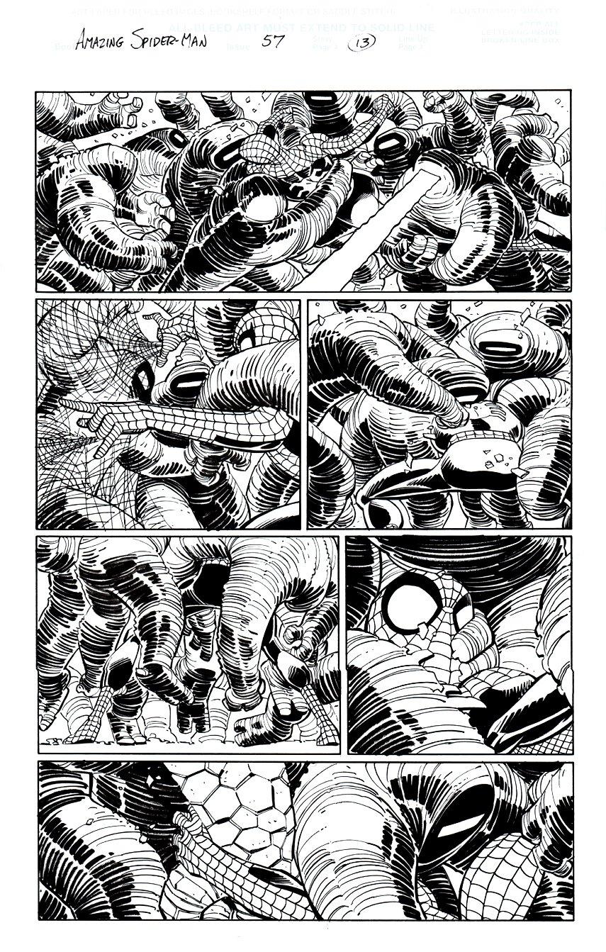 Amazing Spider-Man #57 (498) p 13 (2003)