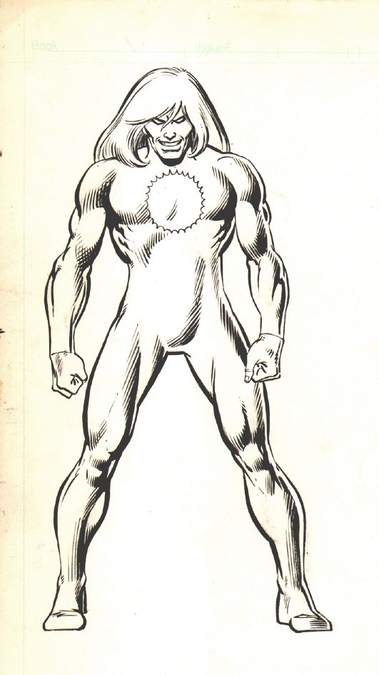 Official Handbook of the Marvel Universe: Will-O the Wisp