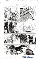 Incredible Hulk Issue 37 Page 20 Comic Art