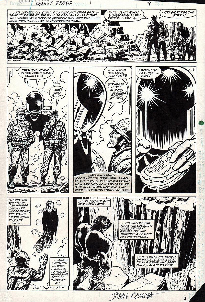 Questprobe #1 p 9 (1984)