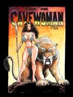 Cavewoman Prehistoric Pinups #5 pg 2 PINUP (2007) Comic Art