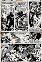Marvel Premiere #6 p 19 (1972) Comic Art