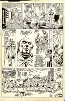 Web of Spider-Man Issue 42 Page 22 Comic Art