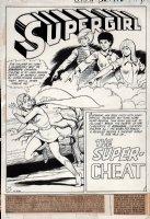 Adventure Comics #392 p 1 SPLASH (1969) Comic Art