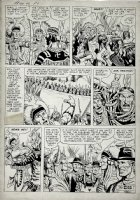 Prize Comics Western #96 p 8 (Large Art) 1952 Comic Art