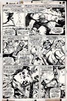 Incredible Hulk #102 p 18 (FIRST ISSUE!) 1967 Comic Art
