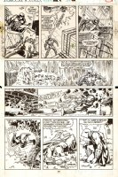 Spectacular Spider-Man Annual #11 p 24 Comic Art
