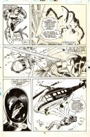 Spectacular Spider-Man Annual #11 p 26 Comic Art
