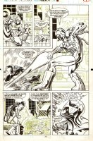 Spectacular Spider-Man Annual #11 p 4 Comic Art