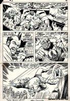 Sub-Mariner #23 p 15 (1969) Comic Art