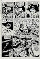 Tales to Astonish #95 p 2 (Large Art) 1967 Comic Art