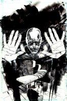 Daredevil: Redemption #6 Cover (2005) Comic Art