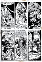 Fear #12 p 12 (1973) Comic Art