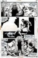 Fear #12 p 15 (1973) Comic Art