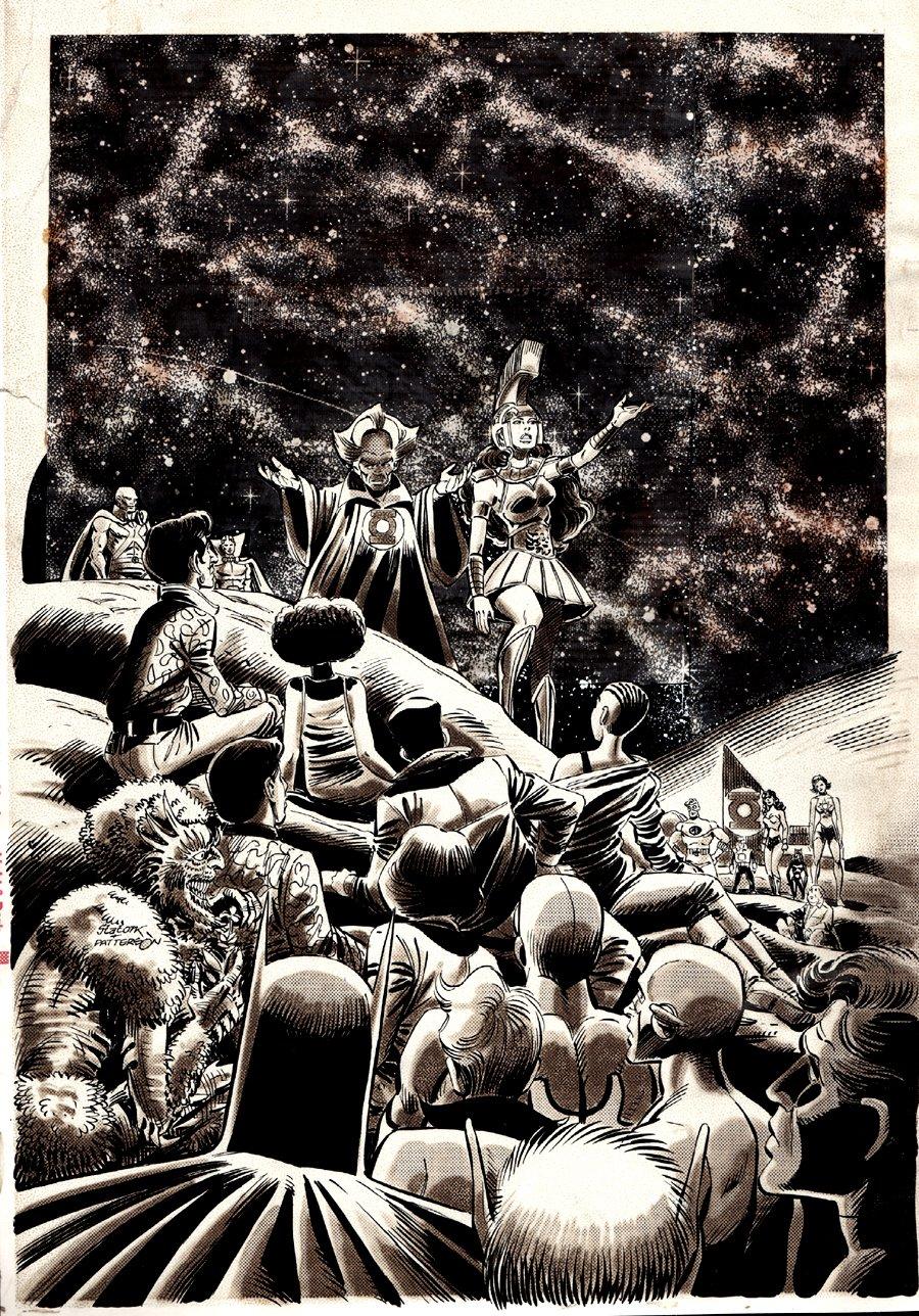 Millennium #5 Cover (1987)