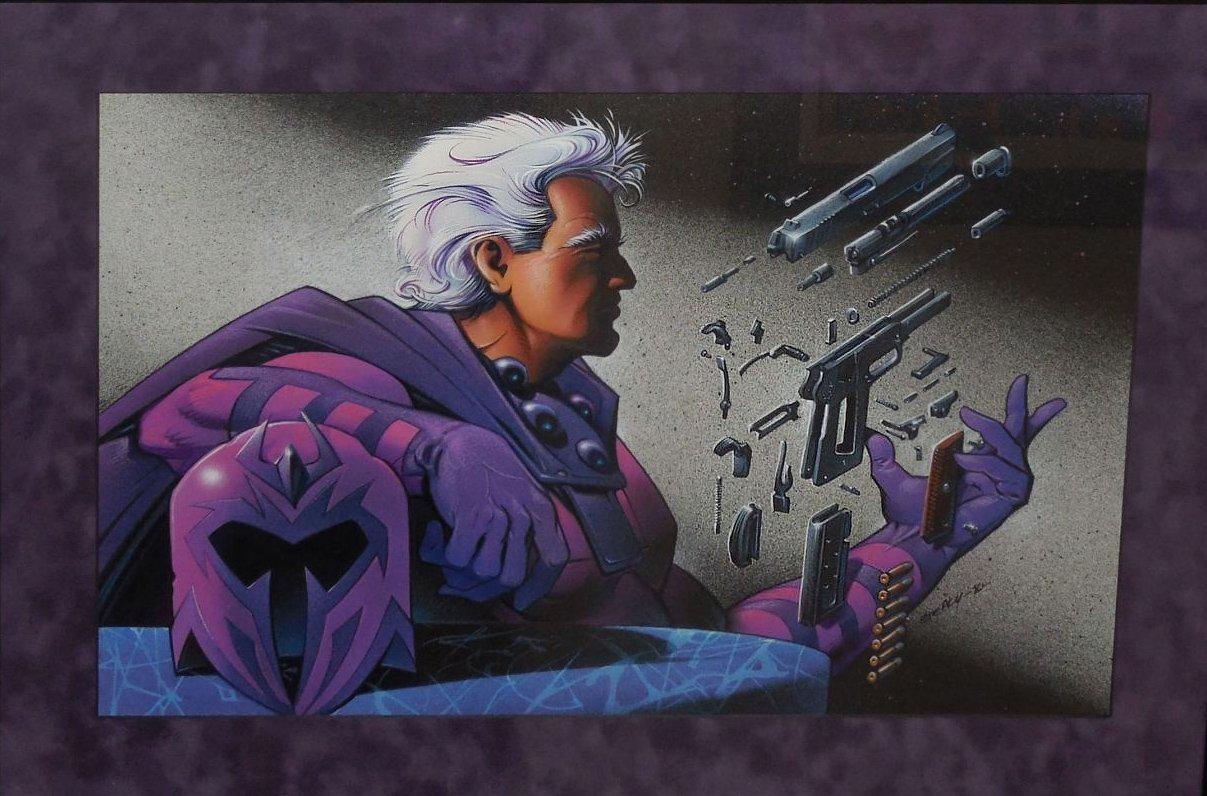 Magneto Painting (Large)