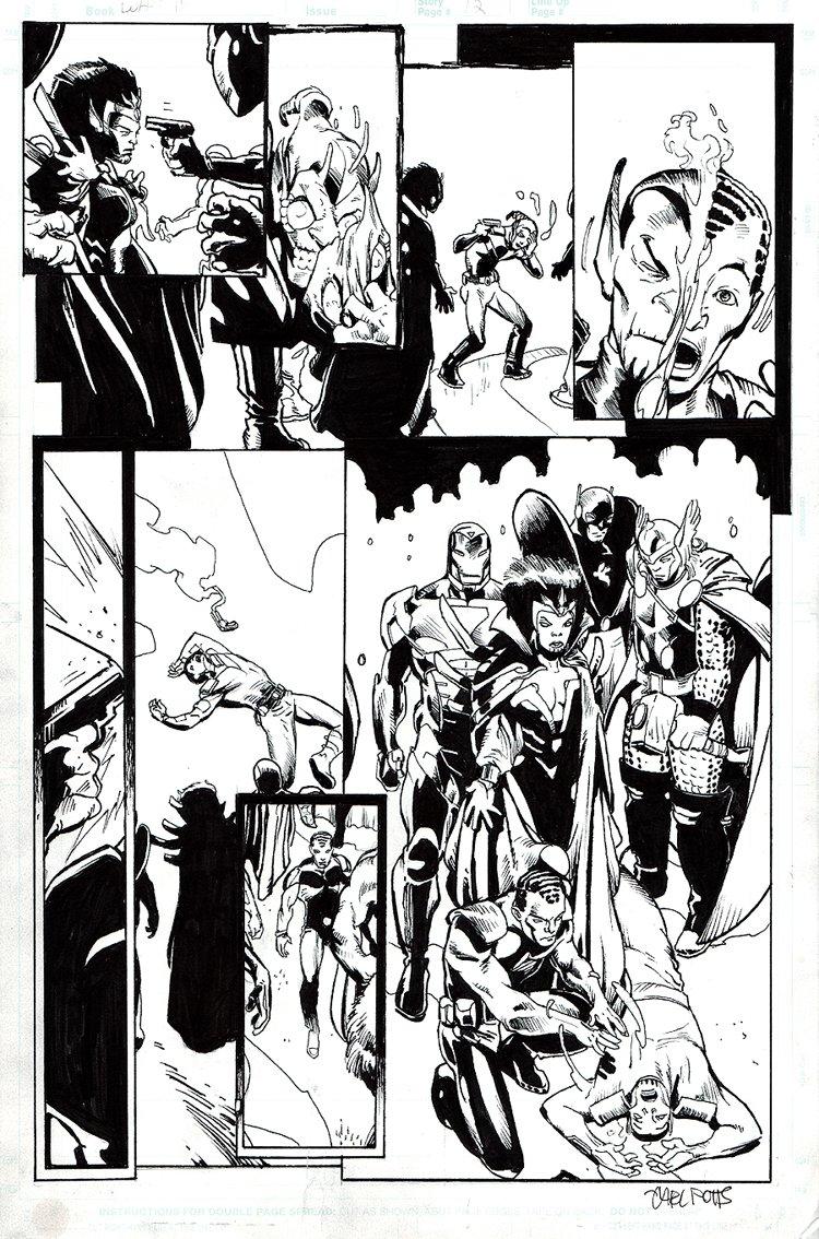What If? Secret Invasion #1 p 12